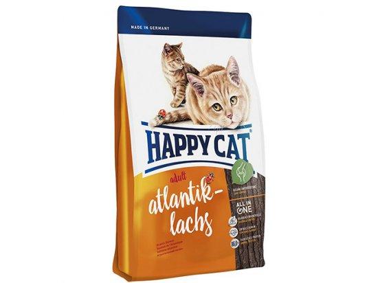 Happy Cat (Хэппи Кет) SUPREME ADULT ATLANTIK-LACHS (СУПРИМ АТЛАНТИК ЛОСОСЬ) корм для кошек