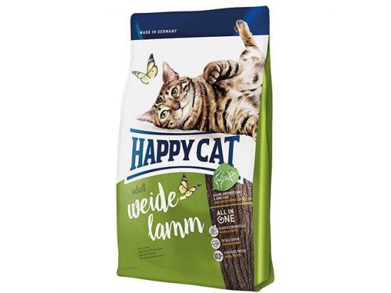 Happy Cat (Хэппи Кет) SUPREME ADULT WEIDE-LAMM (СУПРИМ ЯГНЕНОК) корм для кошек