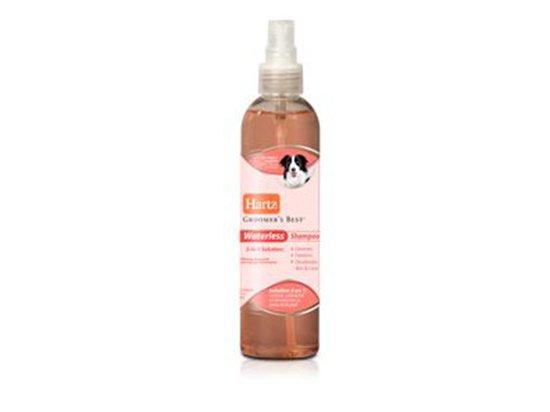Hartz (Хартц) Groomer's Best Waterless Shampoo шампунь для собак без воды, 355 мл