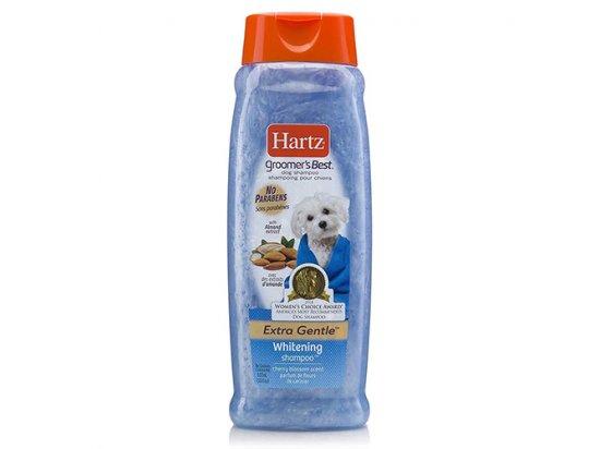 Hartz (Хартц) Groomer`s Best Whitener шампунь для собак со светлой шерстью с ароматом вишни (H97925), 532 мл