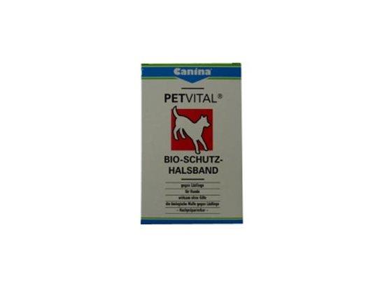 Canina (Канина) PETVITAL Bio-Shutzhalsband - био-ошейник от блох и клещей для собак