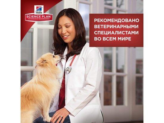 Hill's Science Plan Fitness ADULT MEDIUM корм для собак средних пород С ЯГНЕНКОМ И РИСОМ