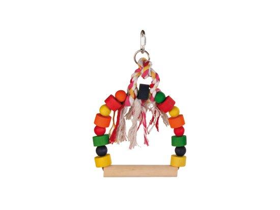 Trixie Деревянные качели - игрушка для птиц (5829)