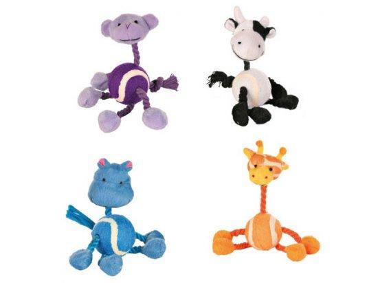 Trixie (Трикси) ЖИВОТНЫЕ НА КАНАТЕ игрушка для собак (3612)