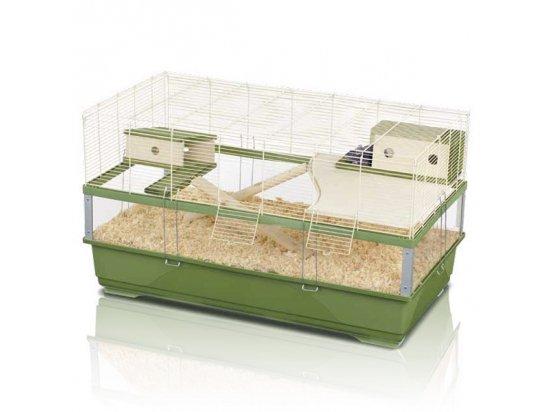 Imac ПЛЕКСИ 100 ВУД (PLEXI 100 WOOD) клетка для крыс