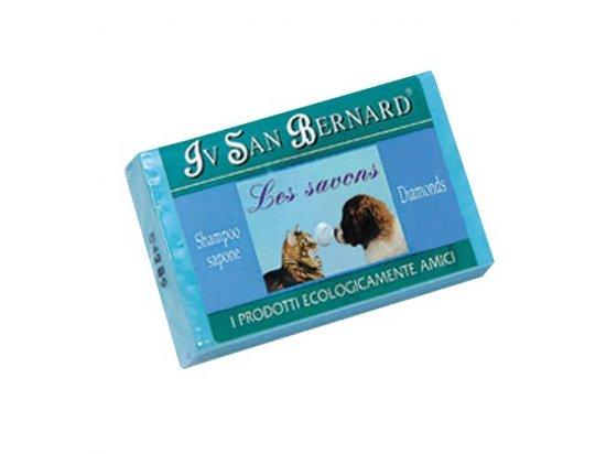 Iv San Bernard (Ив Сен Бернар) Diamonds мыло-шампунь для собак БРИЛЛИАНТ, 75 г