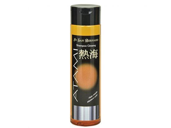 Iv San Bernard (Ив Сан Бернар) GINSENG Shampoo - шампунь для шерсти средней длины собак и кошек