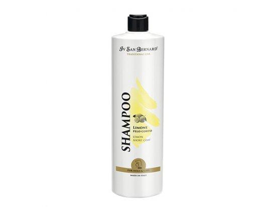 Iv San Bernard (Ив Сен Бернар) LEMON Shampoo Шампунь для короткошерстных животных ЛИМОН