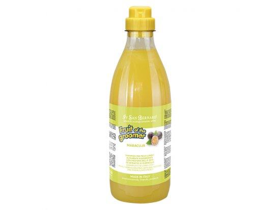 Iv San Bernard (Ив Сен Бернар) MARACUJA Shampoo Шампунь для длинной шерсти МАРАКУЙЯ с протеинами