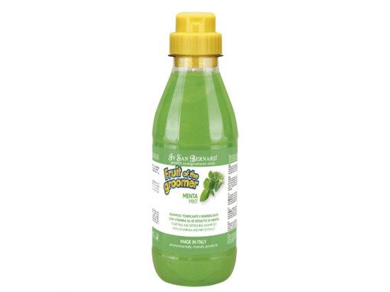 Iv San Bernard (Ив Сен Бернар) MINT Shampoo - Шампунь тонизирующий с витамином В6 МЯТА