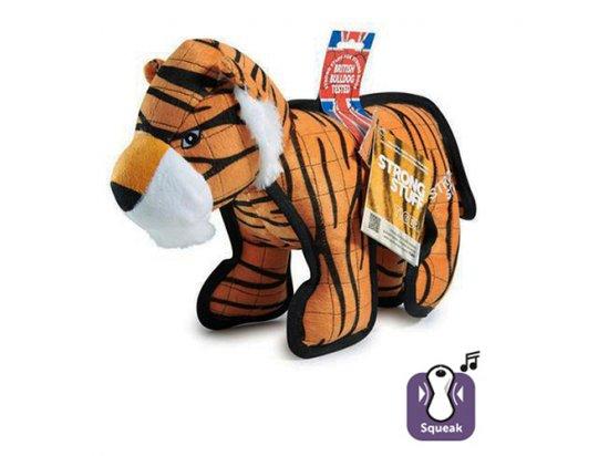 Flamingo STRONG TIGER мягкая суперпрочная игрушка для собак ТИГР