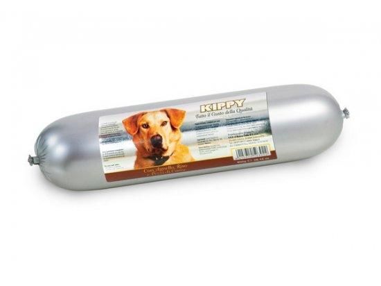 Kippy консервы для собак c ягненком и рисом  (колбаска 800г)