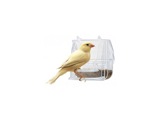 Ferplast (Ферпласт) PRETTY Кормушка наружная для мелких и средних птиц