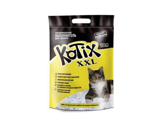 Kotix (Котикс) Силикагелевый наполнитель для кошачьего туалета