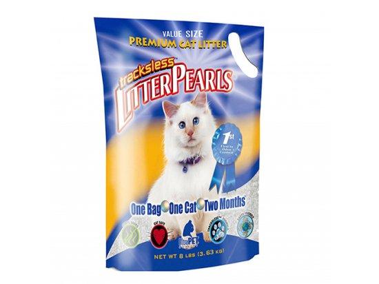 Litter Pearls ТРАКЛЕС (TrackLess) кварцевый наполнитель для кошачьих туалетов