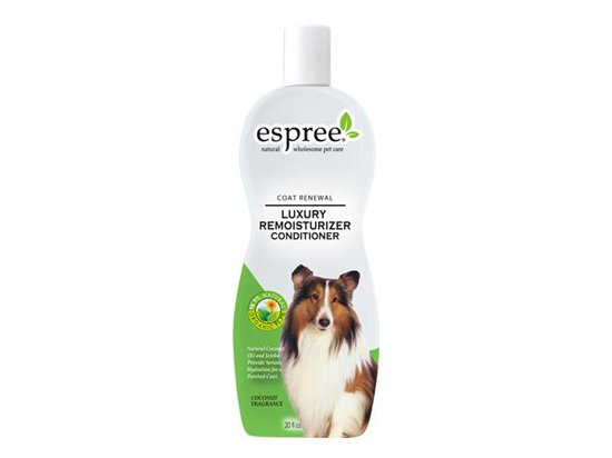 ESPREE (Эспри) LUXURY REMOISTURIZER увлажняющий кондиционер для собак и кошек