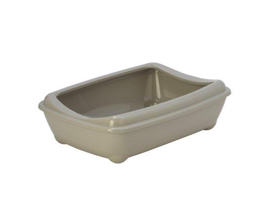 Moderna АРИСТ-О-ТРЭЙ туалет с бортиком для котов mini