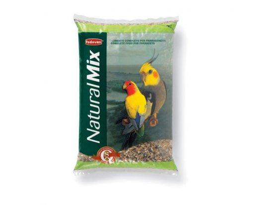Padovan (Падован) Parrochetti NaturalMix - корм для средних попугаев
