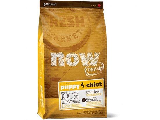 NOW Fresh (Нау Фреш) PUPPY беззерновой корм для щенков средних пород