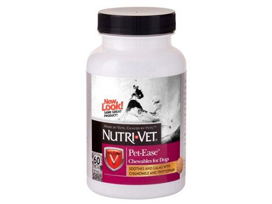 Nutri-Vet (Нутри Вет) АНТИ-СТРЕСС успокаивающий комплекс для собак, жевательные таблетки 60 табл