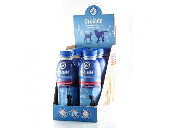 Oralade (Оралэйд) + ПРЕБИОТИК питательный раствор электролитов для собак и кошек (при обезвоживании, после операций, родов, в жару) 500 мл