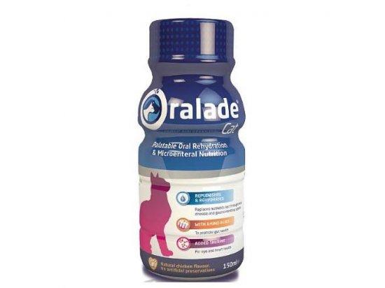 Oralade (Оралэйд) Cat питательный раствор электролитов для кошек (при обезвоживании, после операций, родов и т.д.) 330 мл