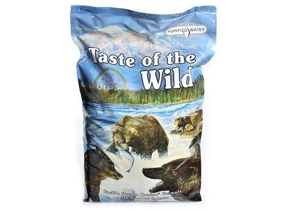 Taste of the Wild PACIFIC STREAM CANINE FORMULA - корм для собак с копченым лососем