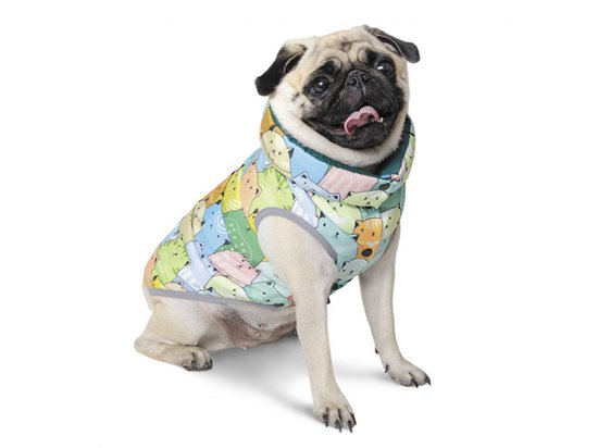 Pet Fashion МАРКО жилет двухсторонний, одежда для собак
