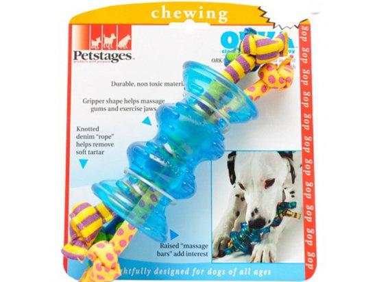 PETSTAGES Orka Gripper - Oрка большая - игрушка для собак, длина 13 см