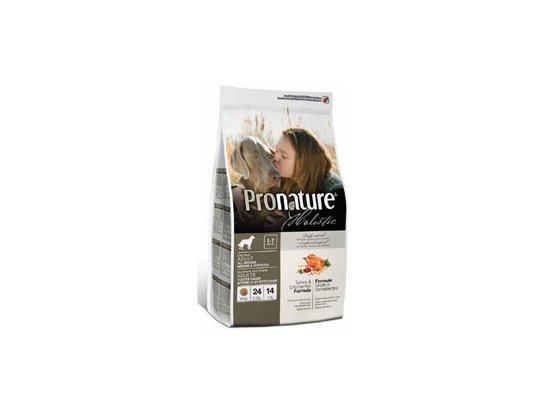 Pronature Holistic (Пронатюр Холистик) ИНДЕЙКА С КЛЮКВОЙ корм для собак