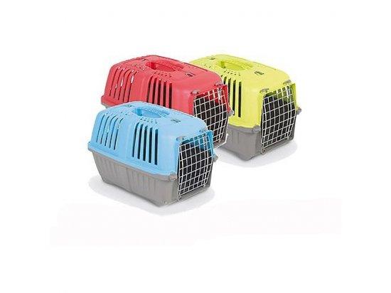 Pratiko 1 Pet Carrier - Пластиковая переноска для кошек и собак с металлической дверью