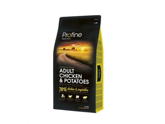 Profine (Профайн) Adult Chicken & Potatoes - сухой корм для взрослых собак с курицей и картофелем