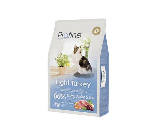 Profine (Профайн) LIGHT TURKEY (ЛАЙТ ИНДЕЙКА) сухой корм для кошек