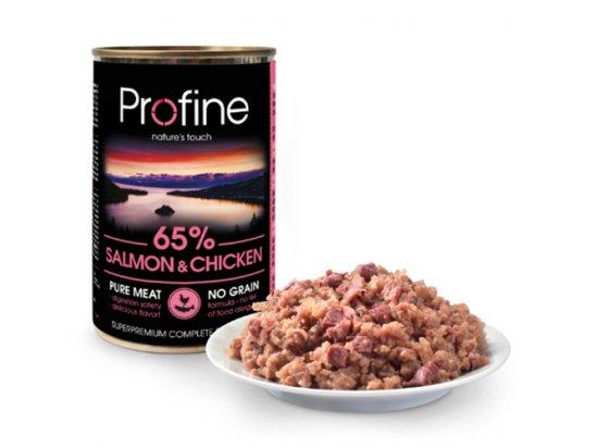 Profine SALMON & CHICKEN консервы для собак (лосось/курица)