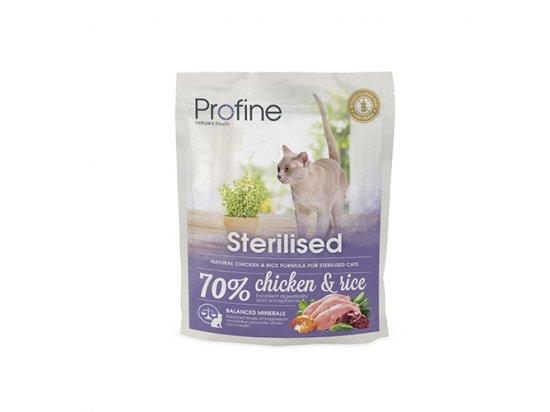 Profine (Профайн) STERILISED (ДЛЯ СТЕРИЛИЗОВАННЫХ) сухой корм для кошек