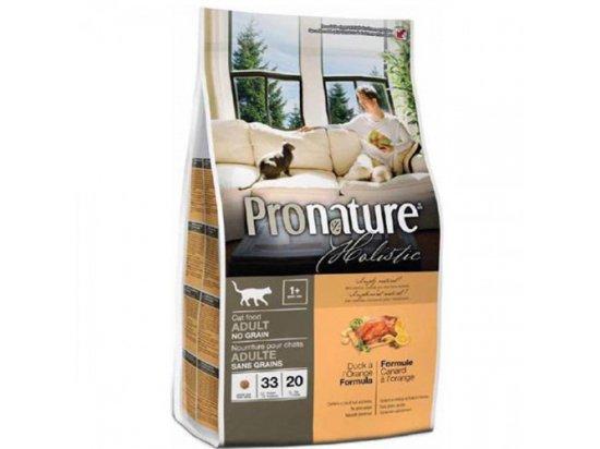 Pronature Holistic (Пронатюр Холистик) УТКА С АПЕЛЬСИНАМИ БЕЗ ЗЛАКОВ корм для кошек