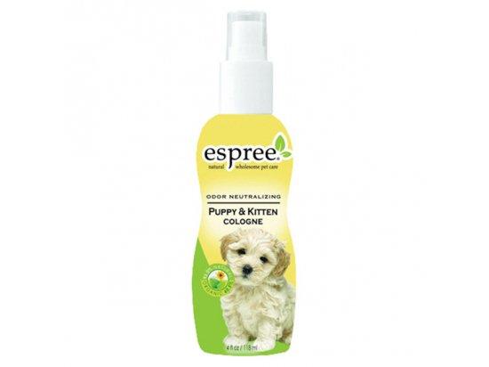 ESPREE (Эспри) PUPPY and KITTEN BABY POWDER COLOGNE Одеколон для щенков и котят