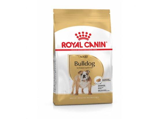 Royal Canin BULLDOG ADULT (АНГЛИЙСКИЙ БУЛЬДОГ ЭДАЛТ) корм для собак от 12 месяцев