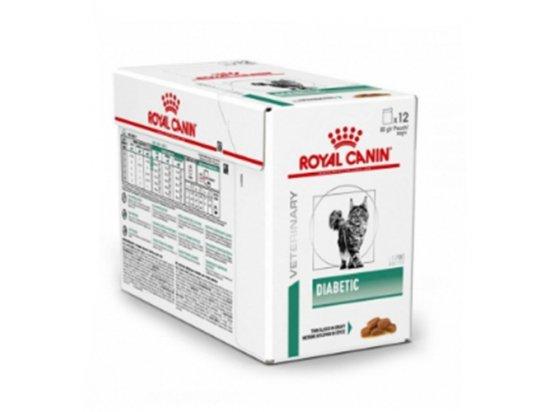 Royal Canin DIABETIC лечебные консервы для кошек с сахарным диабетом