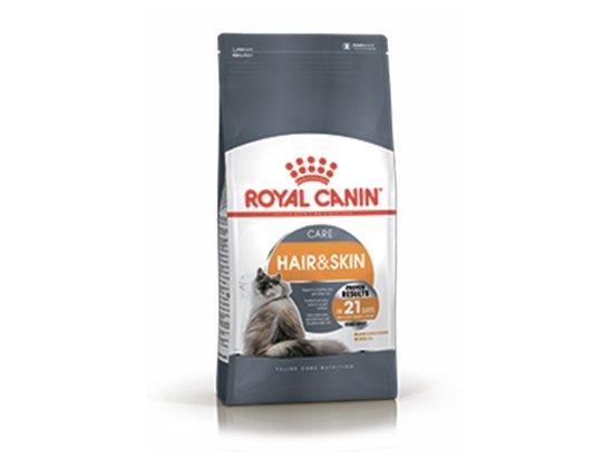 Royal Canin HAIR&SKIN CARE (ХЕЙЕР ЕНД СКИН КЕА) сухой корм для взрослых кошек
