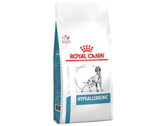 Royal Canin HYPOALLERGENIC (ГИПОАЛЛЕРГЕННЫЙ) сухой лечебный корм для собак от 10 кг