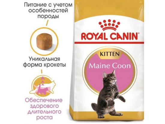 Royal Canin KITTEN MAINE COON (МЕЙН КУН КИТТЕН) корм для котят