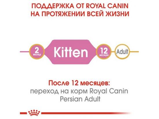 Royal Canin KITTEN PERSIAN 32 (КИТТЕН ПЕРСИАН) корм для котят от 4-12 месяцев