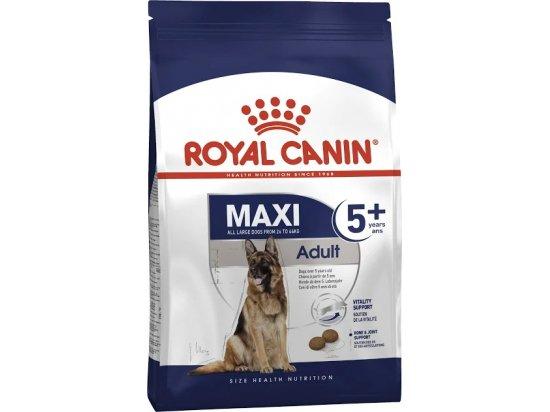 Royal Canin MAXI ADULT 5+ (СОБАКИ КРУПНЫХ ПОРОД ЭДАЛТ 5+) корм для собак от 5 лет