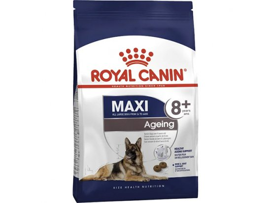 Royal Canin MAXI AGEING 8+ (МАКСИ АЙДЖИНГ 8+) корм для собак крупных пород от 8 лет