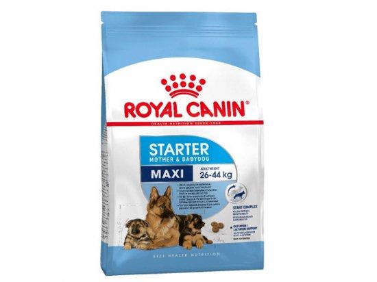 Royal Canin MAXI STARTER MOTHER & BABYDOG корм для беременных и кормящих сук и щенков крупных-пород