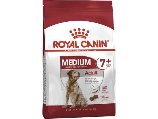 Royal Canin MEDIUM ADULT 7+ (СОБАКИ СРЕДНИХ ПОРОД ЭДАЛТ 7+) корм для собак от 7 лет