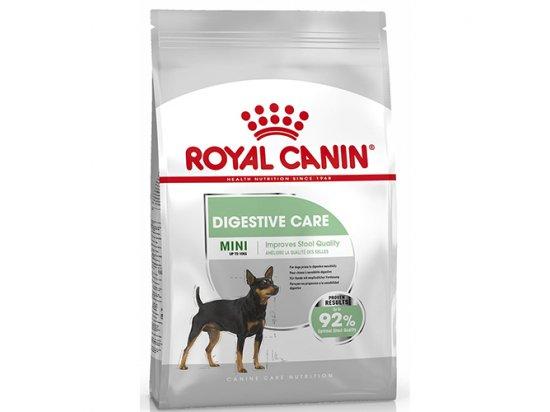 Royal Canin MINI DIGESTIVE CARE корм для собак мелких пород с чувствительным пищеварением (до 10 кг)