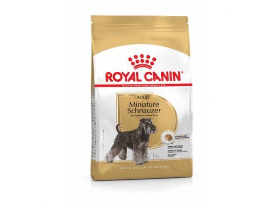 Royal Canin MINIATURE SCHNAUZER ADULT (МИНИАТЮРЕ ШНАУЦЕР ЭДАЛТ) корм для собак от 10 месяцев