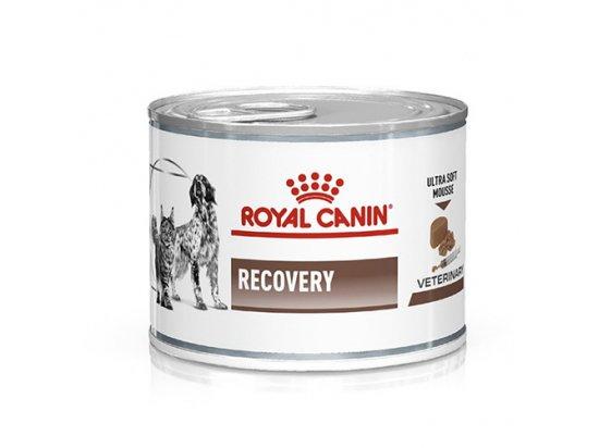 Royal Canin RECOVERY (РЕКАВЕРИ) лечебный влажный корм для собак и кошек 195 г